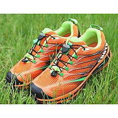 Tênis de Corrida Sapatos de Montanhismo Unisexo Respirabilidade Esportes Relaxantes Cano Baixo Malha Respirável Borracha Equitação Corrida