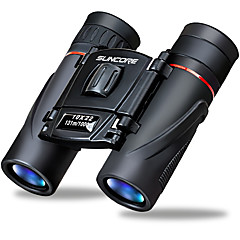 cheap Binoculars, Monoculars & Telescopes-SUNCORE® 10X22 Binoculars Portable Adjustable Lightweight Easy Carrying Travel Size BAK7 FMC Multi-coated 131/1000 Central Focusing