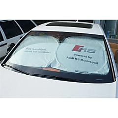 רכב מגיני שמש לרכב רכב עבור Audi כל השנים גנרל מוטורס Polyester