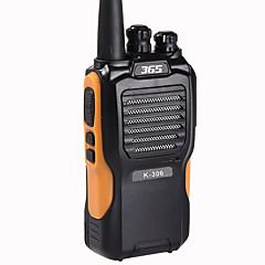 billige Walkie-talkies-365 K-306 Håndholdt 5-10 km 5-10 km 3800 mAh 8 W Walkie Talkie Toveis radio