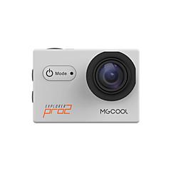 mgcool explorer pro 2 sports action kamera 30 m vanntett wifi 4k video og bilde