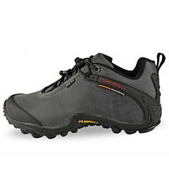 נעלי ריצה נעלי הרים בגדי ריקוד גברים נגד החלקה מוגן מגשם לביש נשימה ספורט פנאי סוליה נמוכה ניילון דמוי עור EVA צעידה ריצה