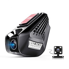 """MERRiLL CR3000s Fuld HD 1920 X 1080 170 grader Bil DVR 2"""" TFT Dash CamforUniversel WIFI Night Vision G-Sensor Parkeringsindstilling"""