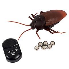 preiswerte Neuheit RC Spielzeug-Ferngesteuertes Spielzeug Elektronische Haustiere Kakerlake Spielzeuge Fernbedienungskontrolle Seltsame Spielzeuge Elektrisch Neues Design
