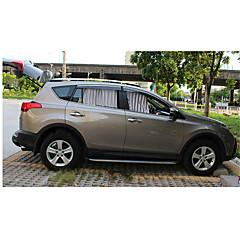 Automotivo Parasóis & Visores Para carros Car Sun Shades Para Toyota 2010 2011 2012 2013 2014 2008 2009 Highlander Tecidos