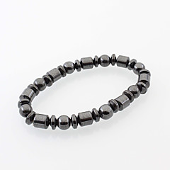 cheap -Men's Women's Strand Bracelet Natural Fashion Simple Style Natural Stone Circle Drop Jewelry For Daily Casual Street
