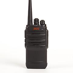 billige Walkie-talkies-365 K-302 Håndholdt 5-10 km 5-10 km 3800 mAh 10 W Walkie Talkie Toveis radio