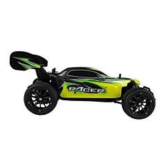 billige Fjernstyrte biler-Radiostyrt Bil 4WD 2.4G Jeep 4WD Høyhastighet Driftbil Racerbil Truggy Buggy (Off- Road) 1:10 Børste Elektrisk 30 KM / H Fjernkontroll