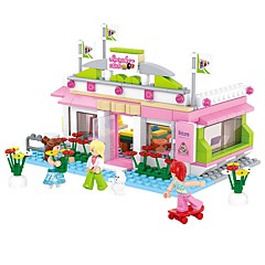 Blocos de Construir Brinquedos Arquitetura Esportes Casas Arquitetura Non Toxic Adulto Peças