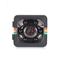 sq11 מיני מצלמה 1080p HD dvr 120 מעלות fov / ראיית לילה / לולאה מחזור הקלטה / זיהוי תנועה
