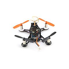 billige Fjernstyrte quadcoptere og multirotorer-RC Drone JJRC JJPRO-T1 4 Kanal Med HD-kamera Fjernstyrt quadkopter Wide Angle Camera Fremover bakover En Tast For Retur Sveve Fjernstyrt