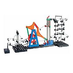 Spacerail 232-3 5600mm 트랙 레일 자동차 트랙 세트 장난감 자동차 대리석 트랙 세트 빌딩 키트 코스터 완구 설치자 세트 교육용 장난감 장난감 DIY 아동 Teen 조각