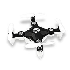 RC Drone FQ777 FQ777-11 4 Kanal 6 Akse 2.4G Fjernstyrt quadkopter Flyvning Med 360 Graders Flipp Fjernstyrt Quadkopter USB-kabel 1