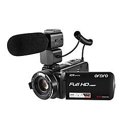 videokamera teräväpiirtoinen ulkokäyttöinen kannettava kosketusnäyttö