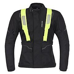 miehet moottoripyörä suojaava takki lämmin vedenpitävä heijastava vyönsukkasuojus moottoriurheiluun