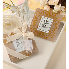 Glass Coaster Favors-1 Piece/Set Romance