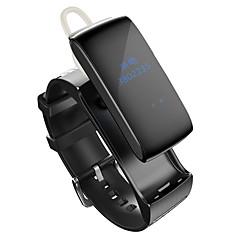 billige Smartklokker-Smart armbånd Spesialdesignet Stilig Design Vannavstøtende Pekeskjerm Kalender Pedometere Beskjedkontroll Originale Meldingspåminnelse