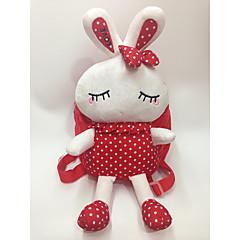 장난감을 채웠다 장난감 Rabbit 동물 카툰 Animal Shape 동물 패션 애니멀 배낭 Rabbit 패션 동물 여자아이 1 조각