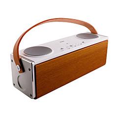 UN22 Bluetooth-højttaler V4.1 3.5mm AUX Højtalere Til Udendørsbrug Kaffe