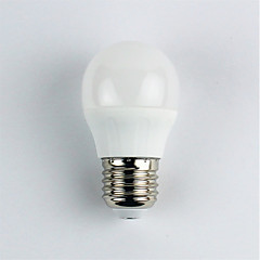 cheap Lamps&Lights-1pc 4W 310lm E27 LED Globe Bulbs G45 6 LED Beads SMD 3528 Warm White 110-240V