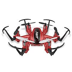 billige Fjernstyrte quadcoptere og multirotorer-RC Drone JJRC H20 4 Kanal 2.4G Fjernstyrt quadkopter Fremover bakover Sideflyvning Hodeløs Modus Flyvning Med 360 Graders Flipp
