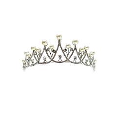 billige Hår Smykker-Dame Asiatisk / Formel Stil / Klassisk Stil Hårbånd - Imiteret Perle