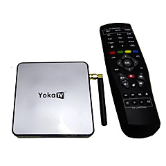 billige TV-bokser-Yoka TV KB2 Android6.0 TV-boks Amlogic S912 2GB RAM 32GB ROM Octa Core