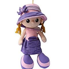장난감을 채웠다 장난감 카툰 사람 웨딩 가족 생일 만화 장난감 카툰 디자인 패션 여자아이 1 조각