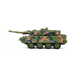 8020 Tank Radiostyrt Bil * Klar-Til-Bruk Fjernkontroll Tank 1 Driftshåndbok
