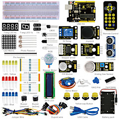 cheap -Keyestudio Advanced Starter Learning Kit for Arduino with UNO R3  PDF