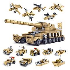 ブロックおもちゃ 戦車 おもちゃ 男の子用 成人 544 小品