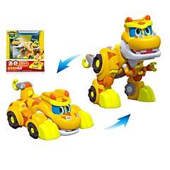 Χαμηλού Κόστους Ρομπότ-Ρομπότ Παιχνίδια βάρκες Αγωνιστικό αυτοκίνητο Οχήματα Δεινόσαυρος Ζώο Μεταμορφώσιμος Ζώα Αλληλεπίδραση γονέα-παιδιού Άνιμαλ Μαλακό Πλαστικό Παιδικά Παιχνίδια Δώρο 1 pcs