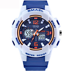 cheap Men's Watches-Men's Women's Digital Digital Watch Sport Watch Japanese Calendar / date / day Chronograph Water Resistant / Water Proof Noctilucent