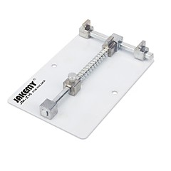 Universal Metal PCB Board Holder Fixture Work Station for iPhone Mobile Phone PDA MP3 Repair Tools
