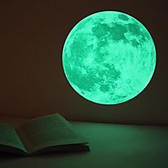 preiswerte -Bälle Aufkleber Kunst & Malspielzeug Spielzeug leuchten Spielzeuge Kreisförmig Fluoreszierend Nachts leuchtend Stücke