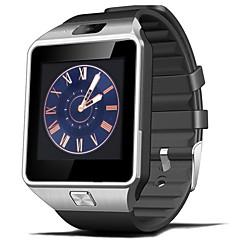 tanie Inteligentne zegarki-Inteligentny zegarek YYDZ09 na Android iOS Bluetooth Sport Ekran dotykowy Spalonych kalorii Inteligentne etui Długi czas czuwania Powiadamianie o połączeniu telefonicznym Rejestrator aktywności