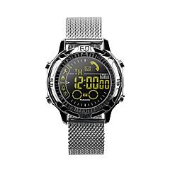 tanie Inteligentne zegarki-JSBP EX28 Inteligentny zegarek Android iOS Bluetooth / Kontrola APP Spalonych kalorii Współpracuje z iOS i system Android. Powiadamianie o wiadomości Powiadamianie o połączeniu telefonicznym Stoper