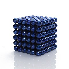 tanie Zabawki magnetyczne-216 pcs 3mm Zabawki magnetyczne Blok magnetyczny / Kulki magnetyczne / Klocki Magnetyczny Sport Prezent