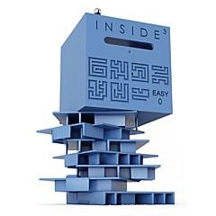 tanie Gry i puzzle-Kostka Rubika Kamienna kostka 7*7*7 Gładka Prędkość Cube Labirynt 3D Puzzle Cube Stres i niepokój Relief / Zabawki biurkowe / Zwalnia ADD, ADHD, niepokój, autyzm Klasyczny styl Prezent Dla dziewczynek
