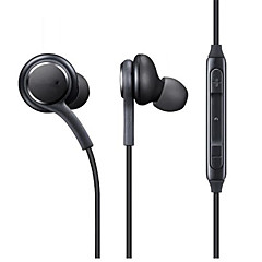 S8 In Ear Wired Headphones Dynamic Plastic Mobile Phone Earphone Ergonomic Comfort-Fit Headset