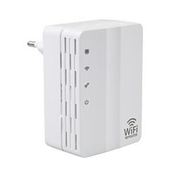 tanie Ekspandery WiFi-repeater wzmacniacza wifi 300 Mb / s 2.4GHz Przedłużacz Wifi Range AD-607U