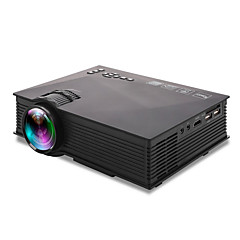 cheap Projectors-UNIC ZHG-UC46BG LCD Home Theater Projector 1200 lm Support 720P (1280x720) 34-130 inch Screen