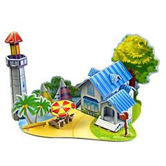 billige -Modellsett Strand Tema Foreldre-barninteraksjon Håndlavet utsøkt Myk Plastikk 1pcs Moderne Romantikk Barne Voksne Gave