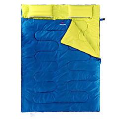baratos -Naturehike Saco de dormir Largura Dupla +5°C~+15°C°C Manter Quente Á Prova de Humidade A Prova de Vento Á Prova-de-Pó Ultra Leve (UL)