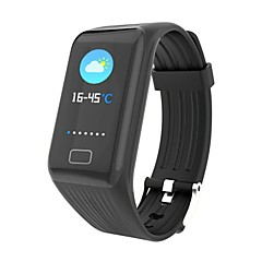 cheap Smartwatches-JSBP YY-X1PLUS Android iOS Bluetooth APP Control Blood Pressure Measurement Calories Burned Pedometers Anti-lost Pulse Tracker Pedometer Call Reminder Activity Tracker Sleep Tracker / Find My Device