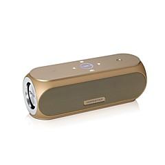 cheap -H19 Speaker Bluetooth Bluetooth 4.2 Audio (3.5 mm) Subwoofer Gold Black Silver Blue