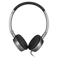 billiga Headsets och hörlurar-EDIFIER H690P Headband Kabel Hörlurar Dynamisk Plast Pro Audio Hörlur Vikbar / HI-FI / mikrofon headset