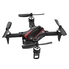 billige Fjernstyrte quadcoptere og multirotorer-RC Drone MJX BUGS MINI 3 2ch 5.8G Fjernstyrt quadkopter Flyvning Med 360 Graders Flipp Fjernstyrt Quadkopter / Fjernkontroll / 1 Batteri