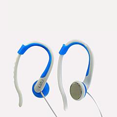 billiga Headsets och hörlurar-LIZU KL320 Öronkrok Kabel Hörlurar Dynamisk Koppar Mobiltelefon Hörlur mikrofon headset
