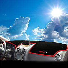 ieftine Covorașe Interior Auto-Automotive Tabloul de bord Mat Covorașe Interior Auto Pentru Nissan 2010 2011 2012 2013 2014 2015 2008 2009 Qashqai